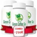 Giảm giá sốc khi mua combo 3 lọ viên uống giảm cân Green Coffee Slim