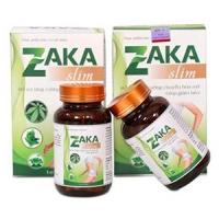 Zaka Slim viên uống hỗ trợ giảm cân