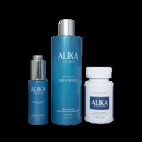 Alika for men bộ sản phẩm hỗ trợ điều trị rụng tóc