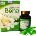Giảm cân Bona - Giảm cân tự nhiên hiệu quả tốt